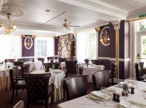 Restaurants in Cornwall - The Penventon Park Hotel
