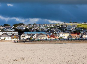 Towns in Cornwall - Perranporth