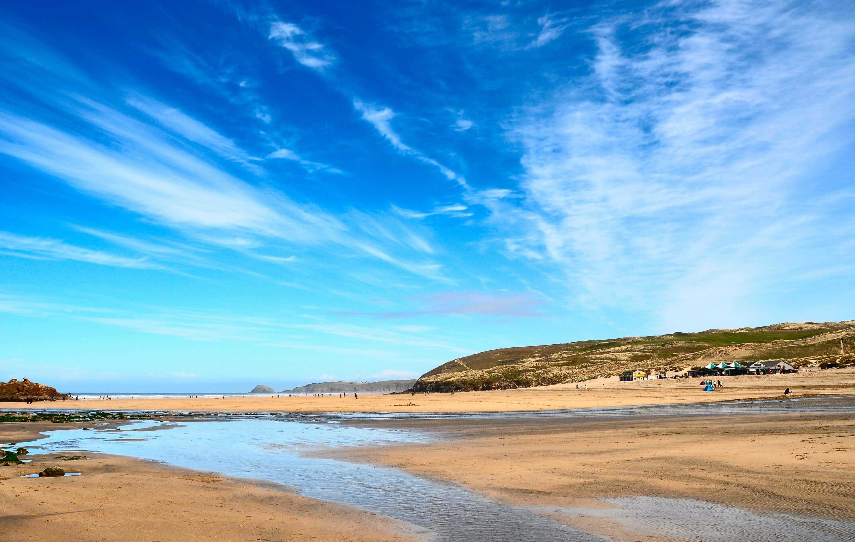 Perranporth A Great Place To Visit In Cornwall We Are
