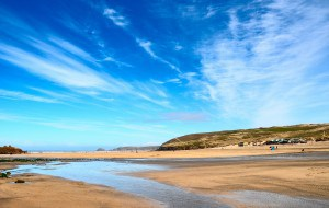 Beaches in Cornwall - Perranporth