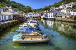 Places to visit in Cornwall - Polperro