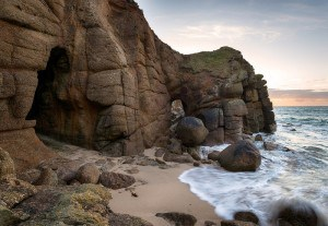 Beaches in Cornwall - Porthgwarra