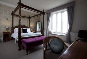 The Alverton, luxury four star hotel in Truro Cornwall