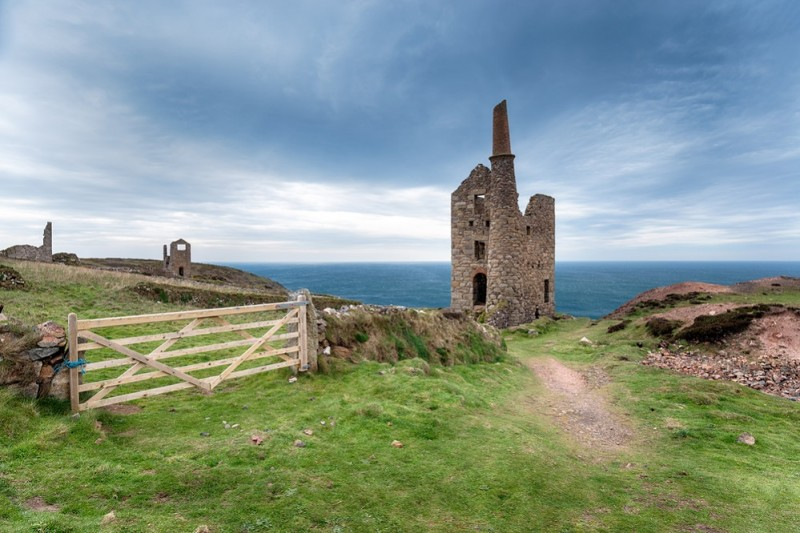 Wheal Owles - places to visit in Cornwall