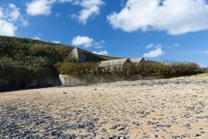 Beaches in Cornwall - Gunwallowe