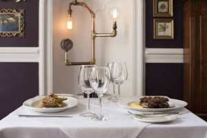 Restaurants in Cornwall - Penventon Park Hotel Dining