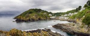 Fishing villages in Cornwall - Polperro