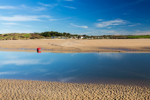 Beaches in Cornwall - The Camel Estuary