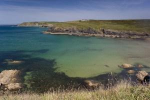 Beaches in Cornwall - Poldhu Cove