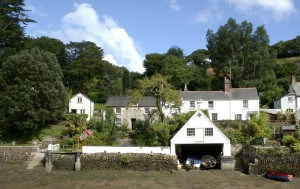 Villages in Cornwall - Helford Village