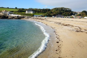 Places to visit in Cornwall - Swanpool Beach