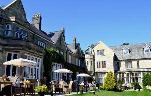 Hotels in Cornwall - The Alverton in Truro