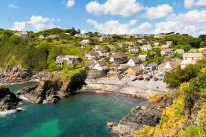 Villages in Cornwall - Cadgwith Cove