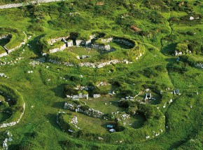 Places to visit in Cornwall - Chysauster Ancient Village