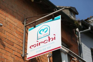 Local places to eat in Bude - Mirchi