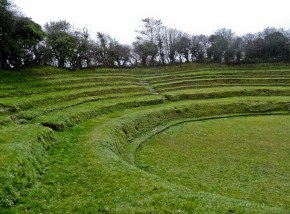 Places to see in Cornwall - Indian Queens Pit