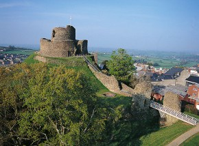 Cornish landmarks - Launceston Castle
