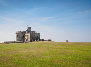 Places to visit in Cornwall - Pendennis Casle