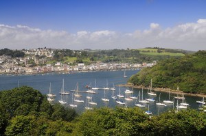 Places to visit in Cornwall - Polruan