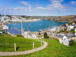 Towns in Cornwall - Polruan
