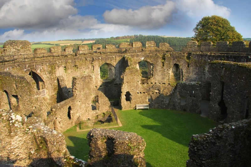 Restormel Castle resize