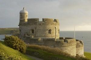 Cornish Landmarks - St Mawes Castle