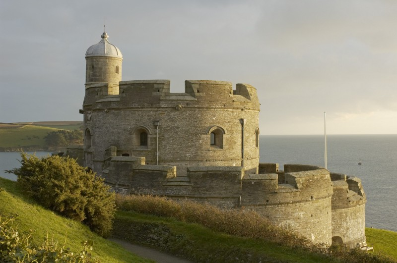 Cornish landmarks - St Mawes Castle