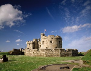 Places to visit in COrnwall - Pendennis Castle
