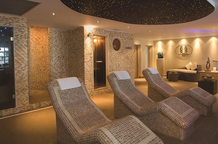 Spa breaks in Cornwall - Carlyon Bay Spa