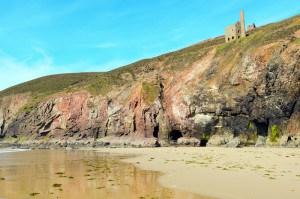 Beaches in Cornwall - Chapel Porth