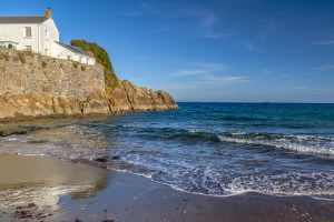 Dog friendly beaches in Cornwall - Gorran Haven
