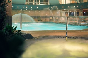 Leisure pool at St Mellion International Resort - Hotels in Cornwall