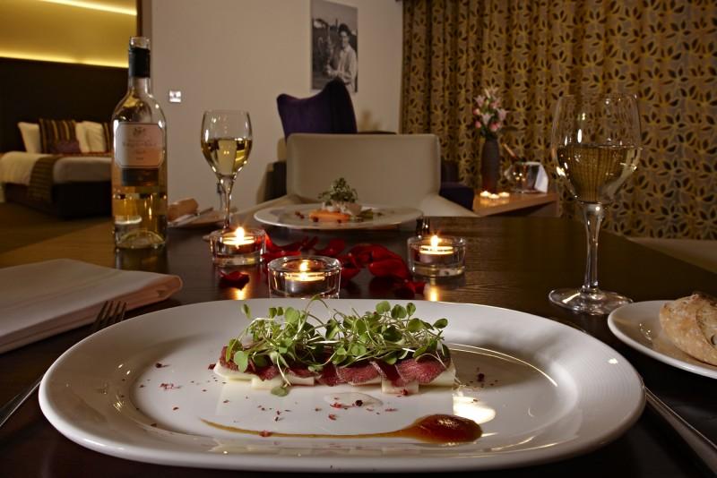 Dining at St Mellion International Resort, Cornwall