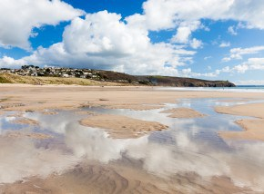 Beaches in Cornwall - Praa Sands
