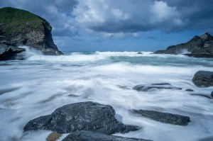 Beaches in Cornwall - Bedruthan Steps