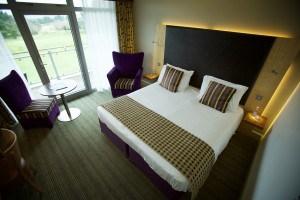 Bedroom at St Mellion International Resort - Hotels in Cornwall
