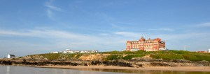 Hotels in Cornwall - The Headland Hotel
