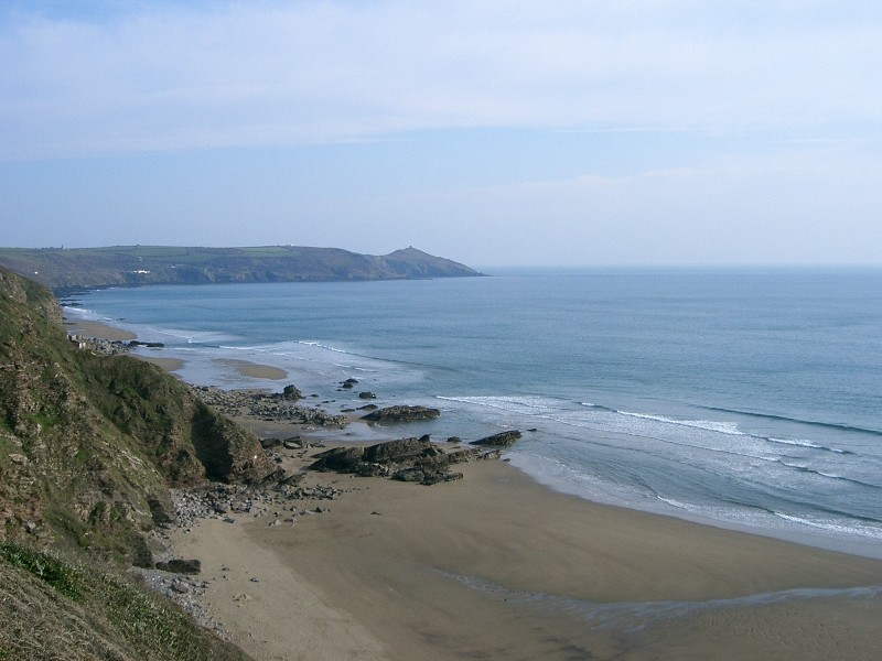 Beaches in Cornwall - Whitsand Bay