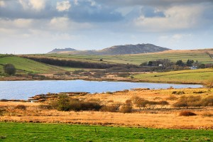 Brown Willy on Bodmin Moor