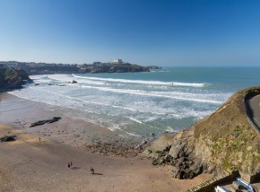 Beaches in Cornwall - Great Western Beach Newquay