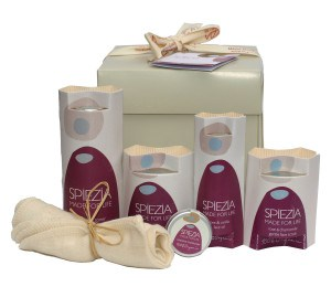 Spiezia Organics Facial Brilliance Gift Set