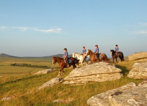 Activities in Cornwall - Hallagenna Riding