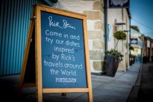 Places to eat in Cornwall - Rick Stein Porthleven