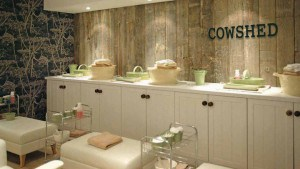 Cowshed Spa at the St Moritz hotel Cornwall