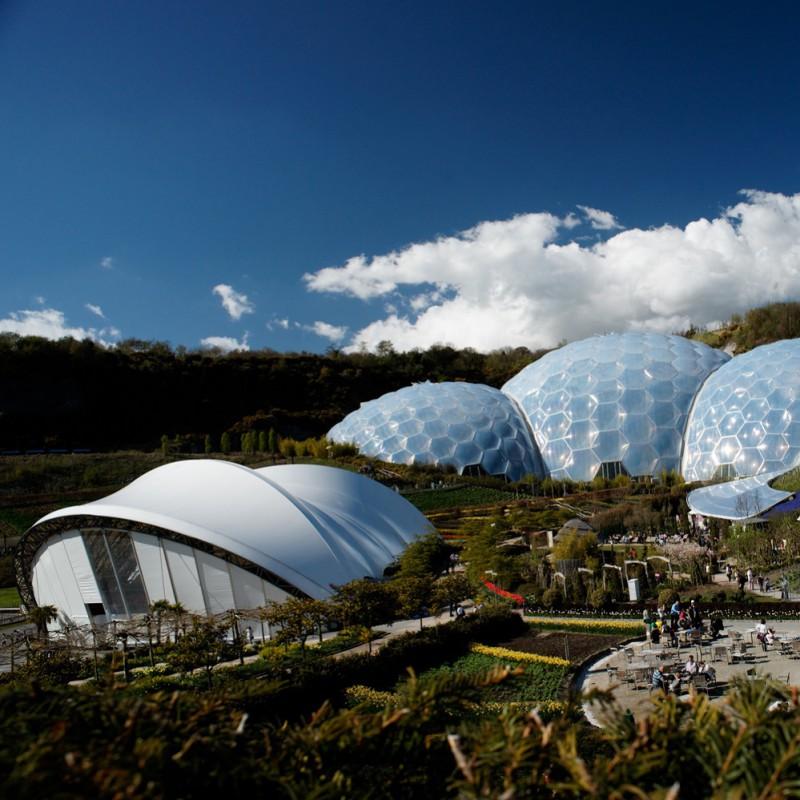 Eden Project St Austell