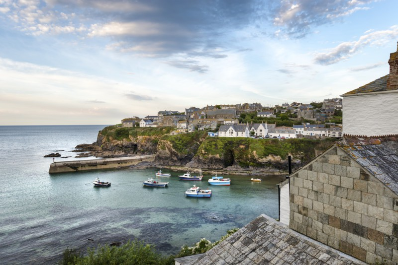 Villages in Cornwall - Port Isaac