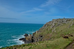 Places to visit in Cornwall - Botallack Mine