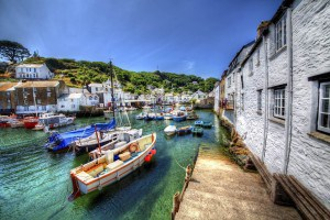 Towns in Cornwall - Polperro