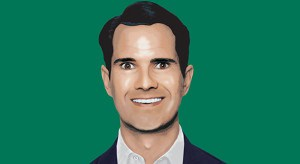 What's on in Cornwall - Jimmy Carr at Hall for Cornwall