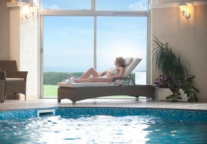 Spas in Cornwall - The Carlyon Bay Hotel